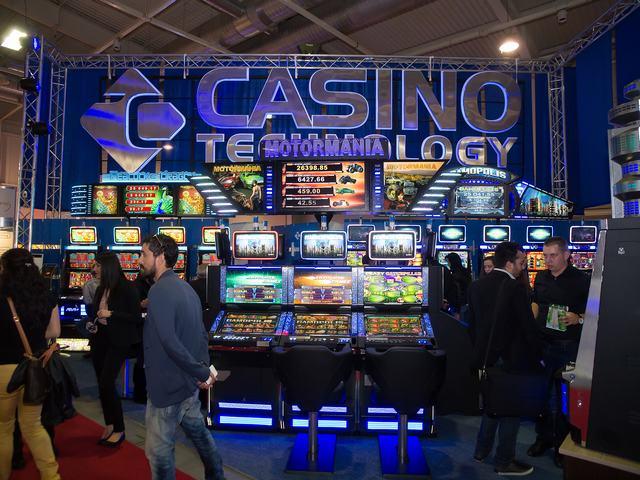 Gaming and casino expo red rocks hotel casino las vegas