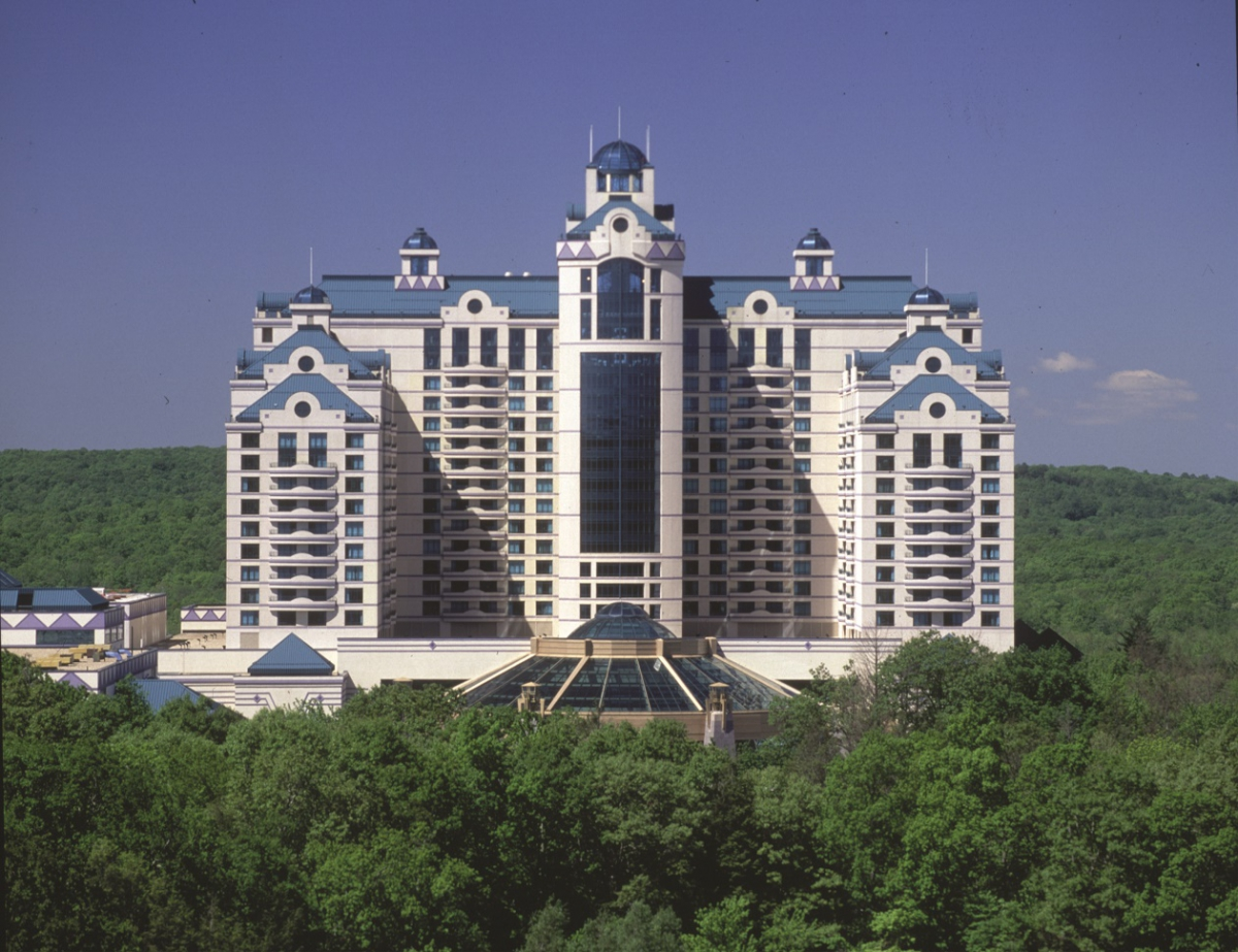 Foxwood casino ledyard list of casinos in oklahoma