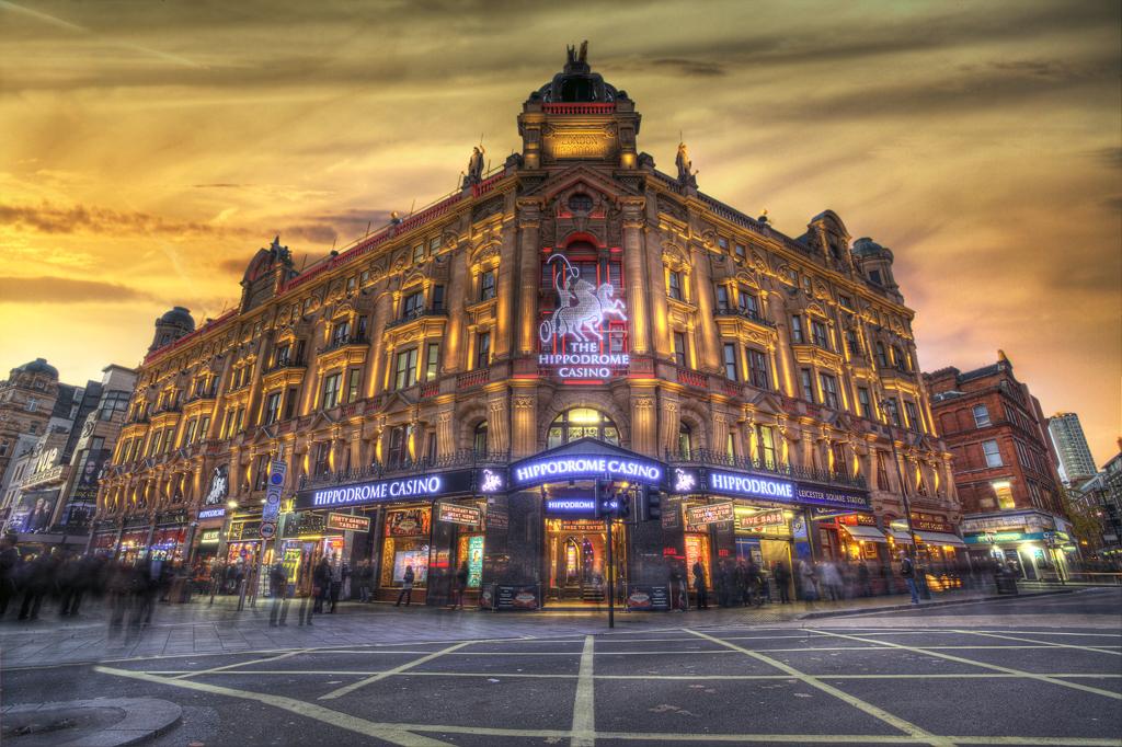 best casino for poker in london