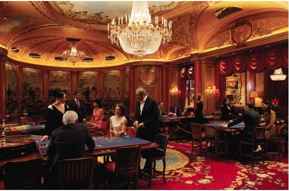 Famous casino heists