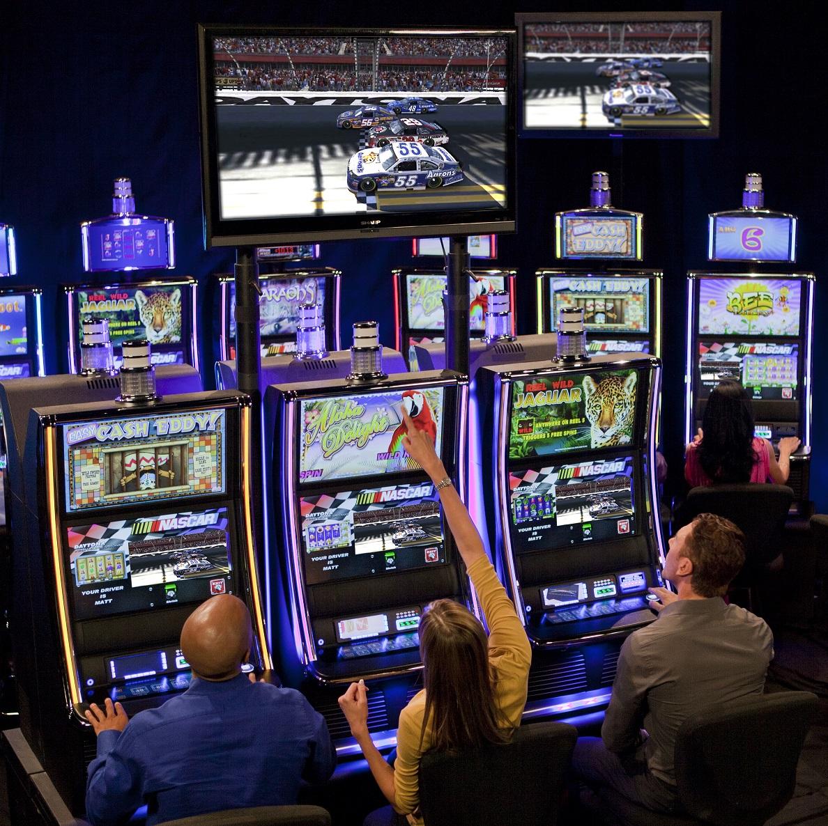 dale earnhardt jr slot machine