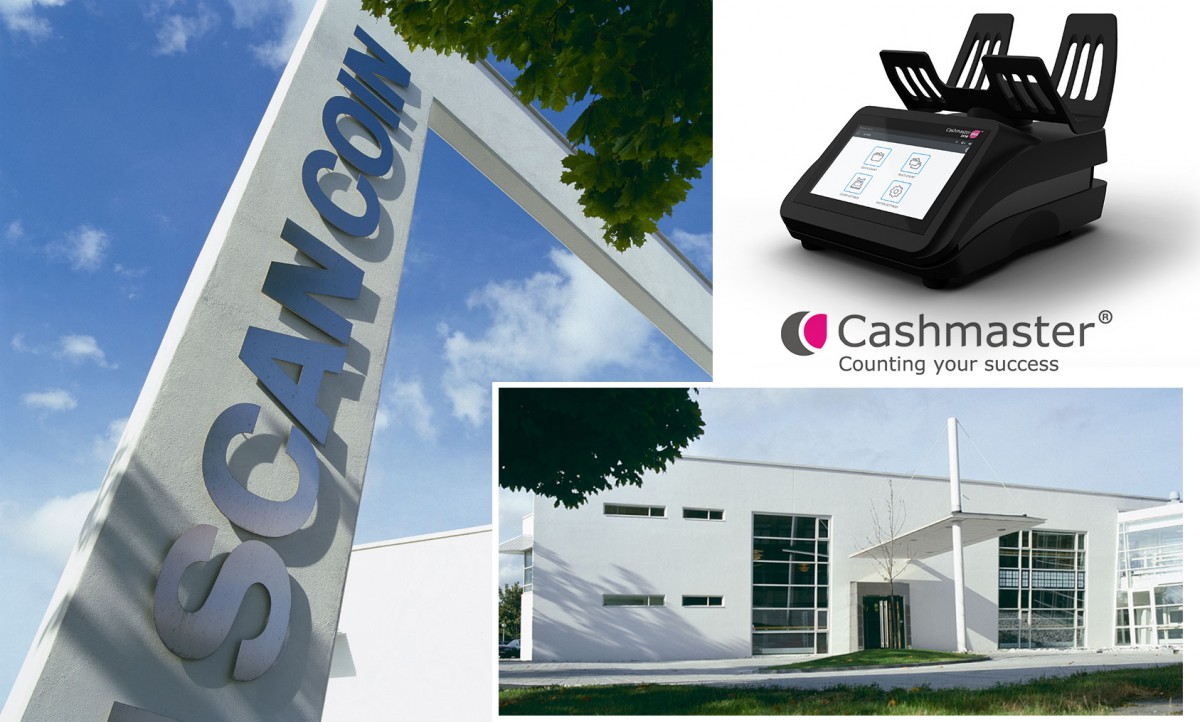 Cashmaster расширяется в Европе в партнерстве со SCAN COIN