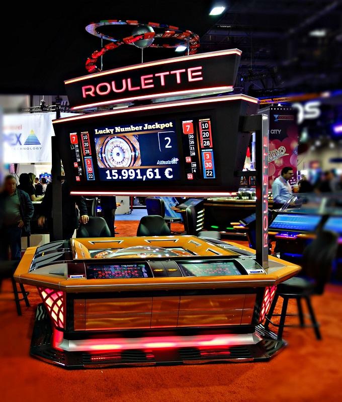 Future Floors Las Vegas: Alfastreet Hits Big Win AT G2E Las Vegas 2016 With Lucky 8