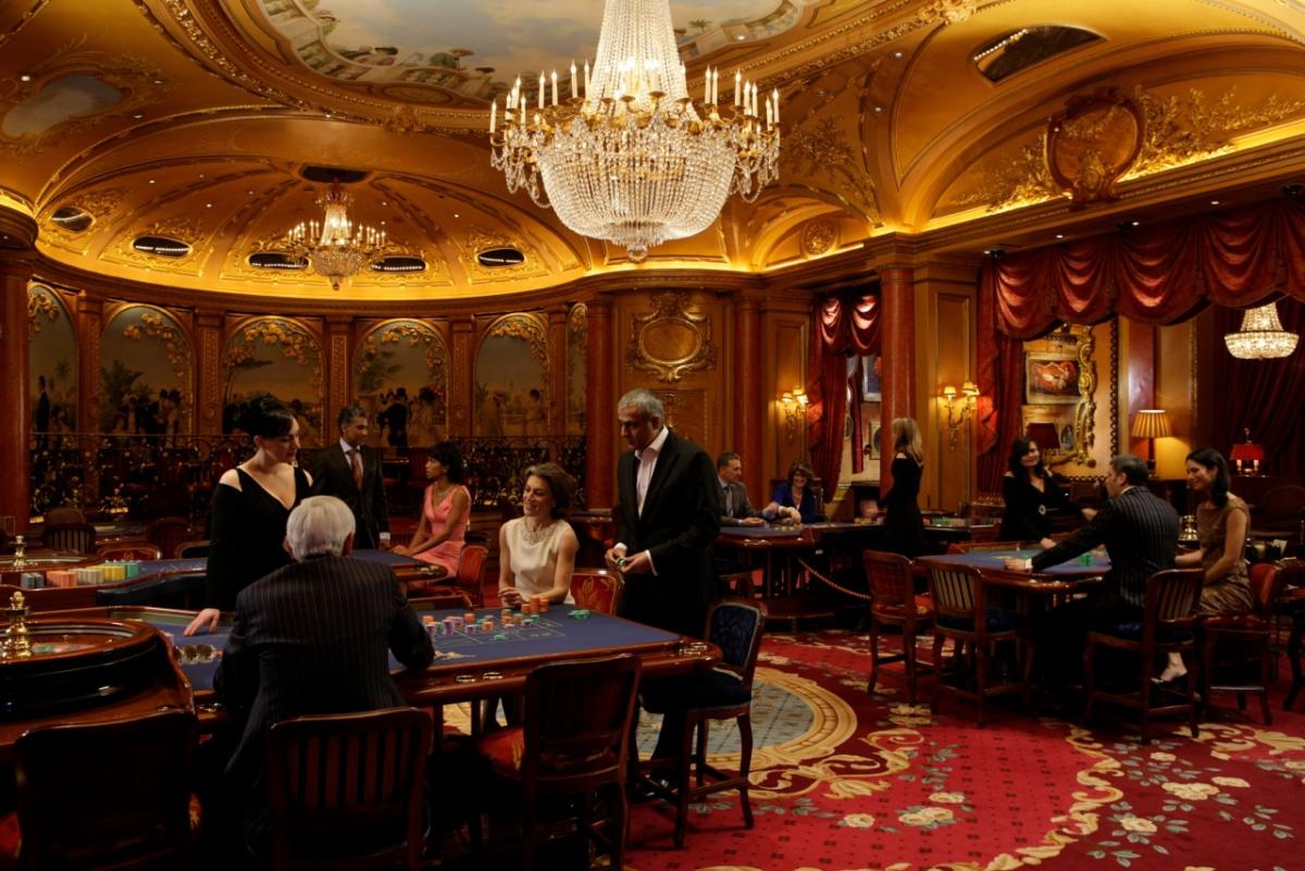 Casino security work in london