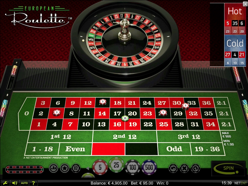online casino table games europe entertainment ltd