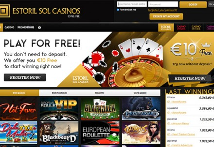 A warm welcome to Casino Magazine