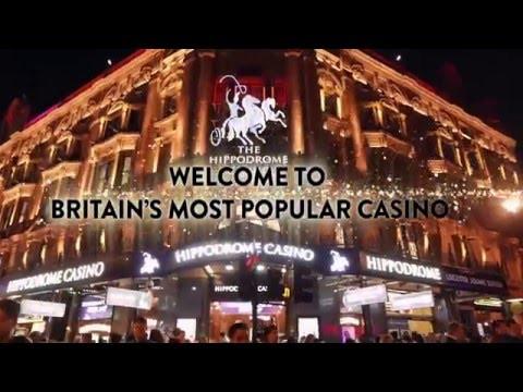 Embedded thumbnail for Hippodrome Casino London