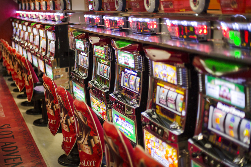 Slot machine casinos near me