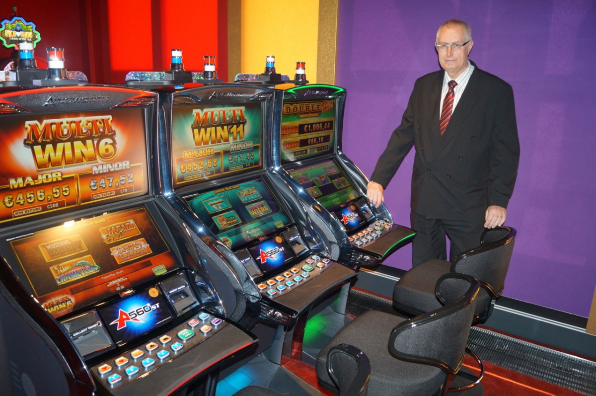AINSWORTH AMONG FIRM FAVOURITES AT NEW CASINO AACHEN IN GERMANY   Casino Life Magazine