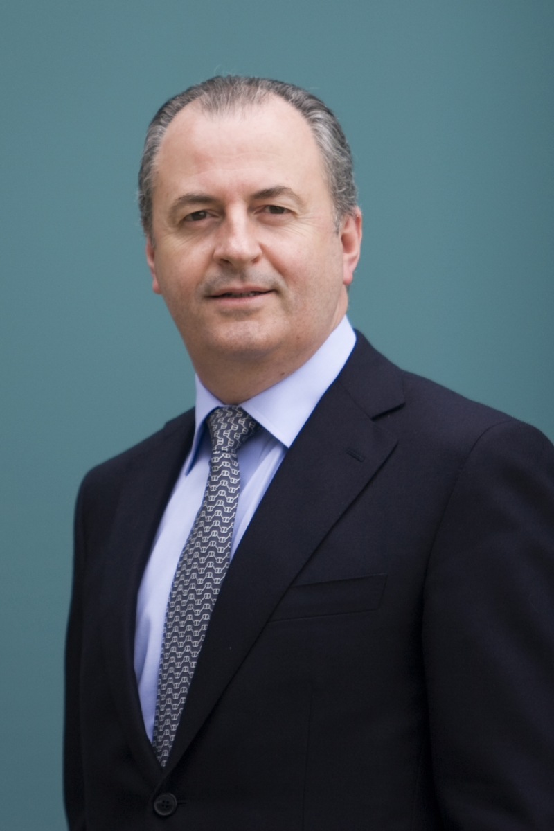 SPIELO International President and CEO Walter Bugno