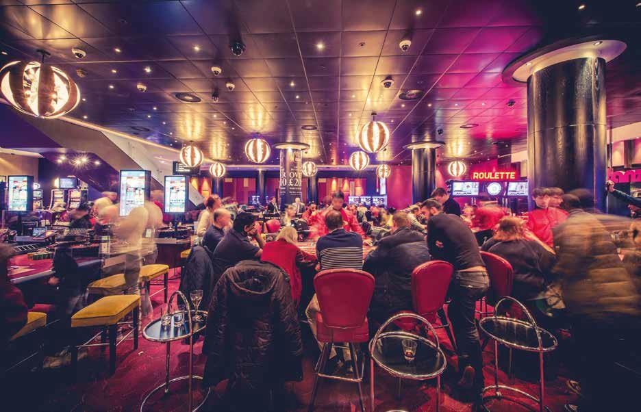Best-in-class venue for entertainment   Casino Life Magazine