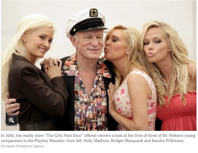Hugh Hefner Who Built Playboy Empire And Embodied It Dies At 91 Casino Life Magazine
