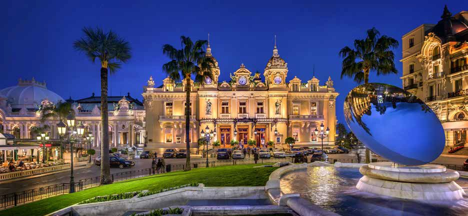 Casino De Monte Carlo >> Enter Into The World Of Glamour Monte Carlo Societe Des