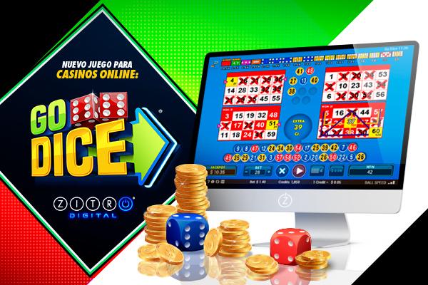 Zitro представил новую видеоигру бинго Go Dice