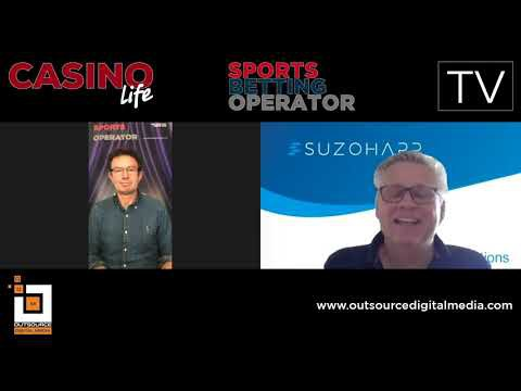 Embedded thumbnail for Casino Life & Sports Betting Operator TV Channel Interview with SUZOHAPP